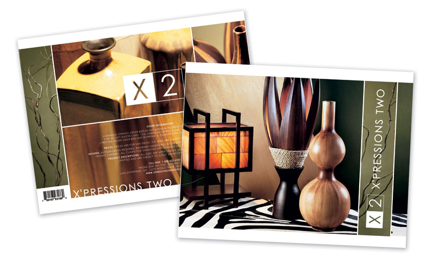 X2 Catalog Cover